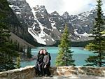 Morain Lake Kanada