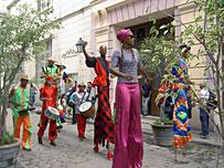 Karneval in Havanna auf Kuba